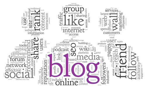 Top Tips for Blogging