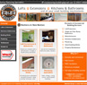 Example of New Malden web design