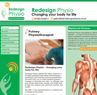 Redesign Physio