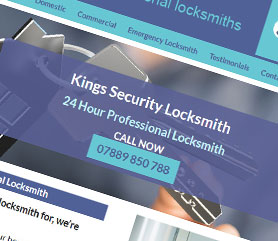 Locksmith Wimbledon - Kings Security