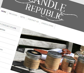 Candle Republic Online Shop