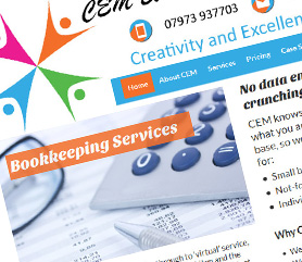 CEM Bookkeeping Surbiton