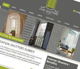 Chic Shutters of Surrey