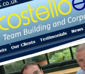 Costello teambuilding events