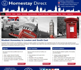 Homestay in London