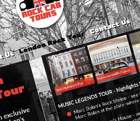 Rock Cab Tours