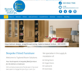 taylored room Solutions - New Malden